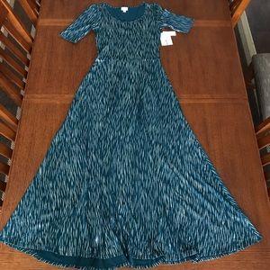 NWT LuLaRoe S Ana Elegant Collection Dress